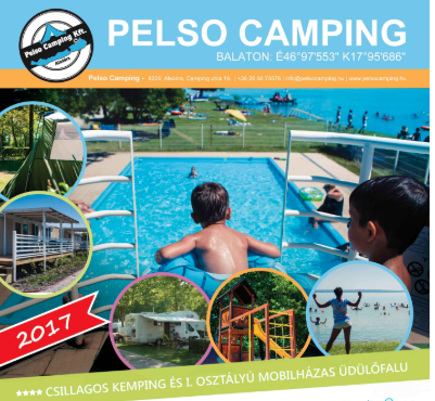 Pelso camping