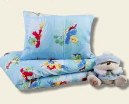 papagájos ovis ágynemű